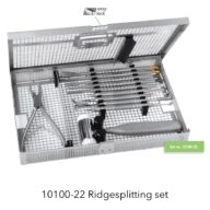 Ridge Splitting Set