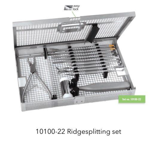 Ridge Splitting Set