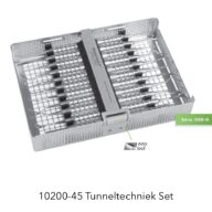 Tunneltechniek set basis - tunneling