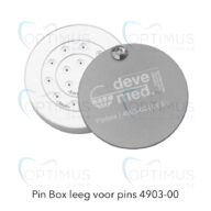 Pin Box Titanium