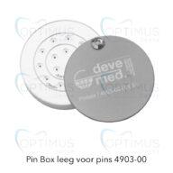 Pin Box Titanium