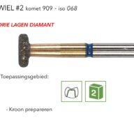 909 wiel #2 3L